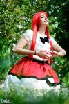 Pokemon Cosplay: Pokeball by xenia1369