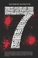 Seven Deadly Sins Poster by FatalityX963