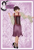 Disney Flapper - Eilonwy by HelleeTitch