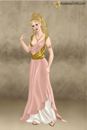 Queen Hera--Greek Mythology
