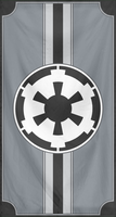 Rippled Banner Galactic Empire by YamaLama1986