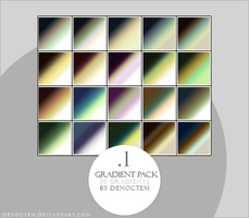 Gradient Pack 1 by deNoctem