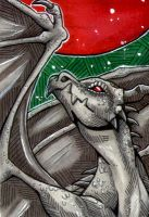 ACEO #325 Blutmagie by Beast91