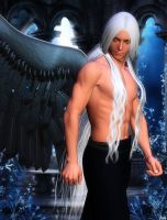 One-Winged Angel by Silverwind3D