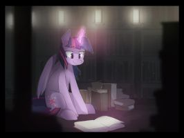 Nighttime readings by Keponii