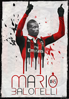 Mario Balotelli by PietroSG
