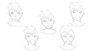 Expression Practice by NayrusLove16