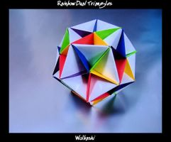Rainbow Dual Triangles by wolbashi