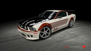 Ford Mustang GT - Need For Speed: Most Wanted by OutcastOne