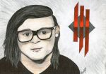 Skrillex - Finished by PseudonymousRMY