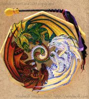 Dragon Dance Drum by ssantara
