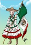Pinky: VIVA MEXICO by pinkx2