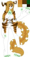 (Closed) Gold tiger Dimension Ripper Adopt by Thesqueakingwonder