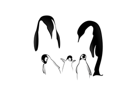 Penguins by aciidcyc