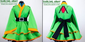 Gon Hunter x Hunter Cosplay Kimono Dress by DarlingArmy