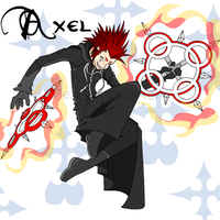 AXEL by Jexyss