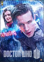 Doctor Who s07e07 poster by gazzatrek