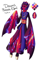 Dragons Breath Fire Opal by trickster-starfish