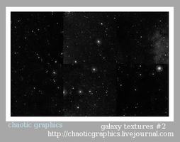 Galaxy Textures 2 by chaoticfae