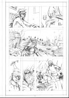 Project Page 5 Pencils by DuFfMaNRed