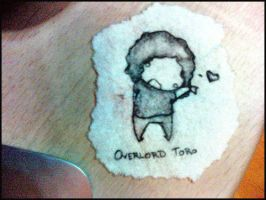 Toro Napkin... by Echidna-kid