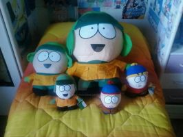 South Park collection COMPLETE by Martyna-Chan