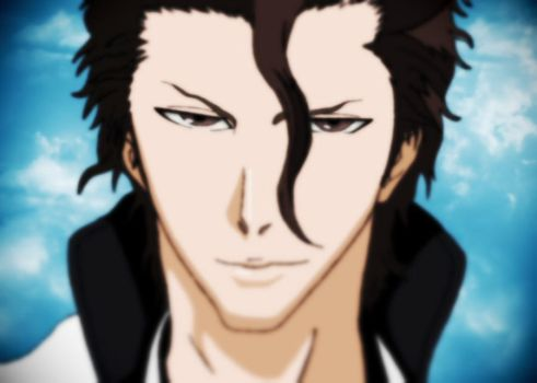 Lord Aizen by Sikaida