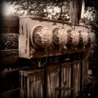 Metered Sepia by KCJoughDoitch