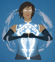 korra by Fourthwright