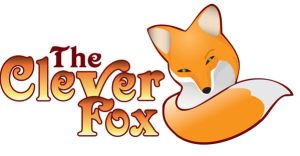 Clever Fox Logo by Trixyrogue