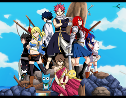 Fairy Tail - Special #10 by lWorldChiefl