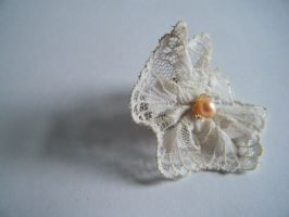 Lace Ring by letmeusemyname