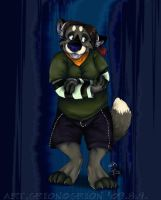 Grion wolffox by Grion
