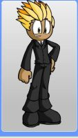 me in tux yep a tuxsedo by shadethehedgehog11