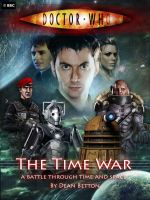 Doctor Who the time War Cover by DarkAngelDTB
