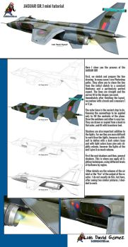 JAGUAR GR.1 mini tutorial by araeld