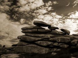Stones, Stones .. by Cupitor