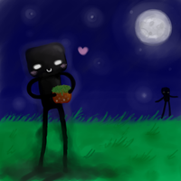 Enderman love by the-newby