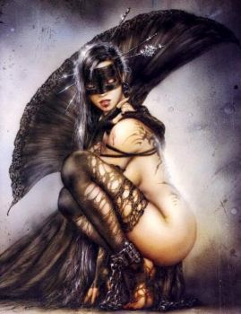 Luis Royo Sorceress by cookie517