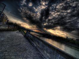 Cracow - Podgorze by kubica