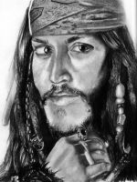 Jack Sparrow by ferhoff