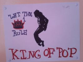 ..::Let The 1 King Rule::.. by Forever-MJ