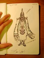 Day 28: Zant by philoSaraus