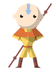 Avatar Aang - Thank you for 150+ by Tuccsok