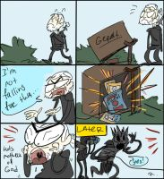 The Witcher 3, doodles 32 by Ayej