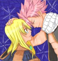 Natsu X Lucy:Thank You by ClaireRoses