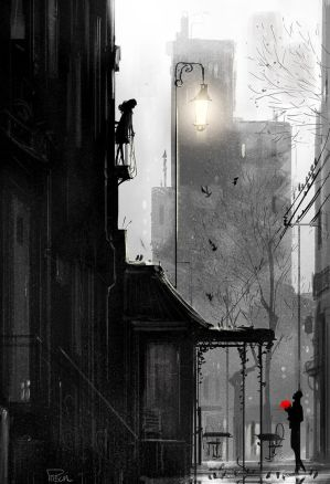 A lot like hot chocolate on a rainy day.... by PascalCampion