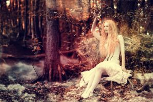Red Forrest Queen by bosseXErichsen