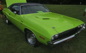 (1970) Dodge Challenger RT by auroraTerra