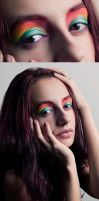 Color me Rainbow by Anezka123